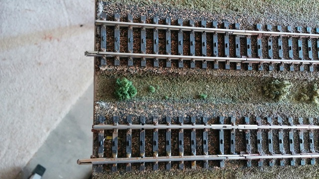 Extending Track to End of Module